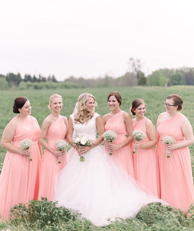 0f00610ce172 Bridesmaid Dresses, Little White Dress, Simple Wedding Dresses ...